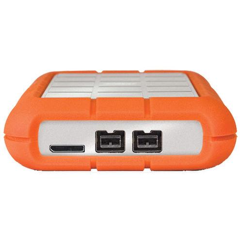 2TB Rugged Triple Interface FW800/400, USB 3.0 5400 RPM