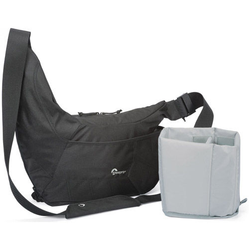 Passport Sling III Black