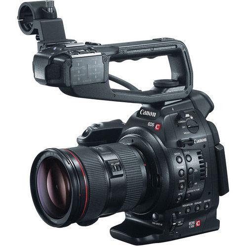 EOS C100 DAF