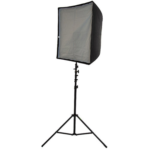 "28"" x 28"" Brolly Box with Dual Flash Holder"