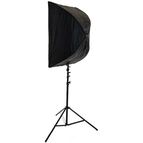"""24"""" x 35"""" Brolly Box with Dual Flash Holder"""
