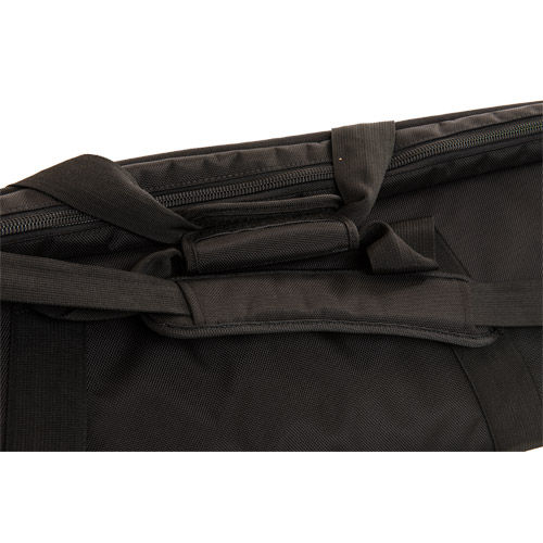 "Padded Stand Bag (Can hold up to 4 Large stands: Includes YKK Zippers & Shoulder Strap, L=46"" W=8"")"