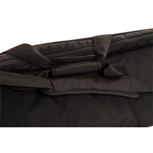 """Padded Stand Bag (Can hold up to 4 Large stands: Includes YKK Zippers & Shoulder Strap, L=46"""" W=8"""")"""