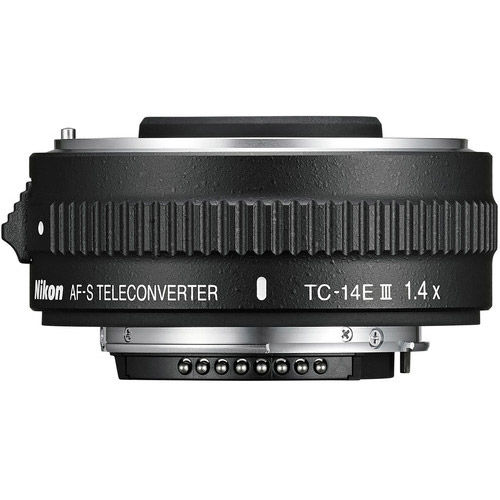 AF-S Teleconverter TC-14E III (1.4x)