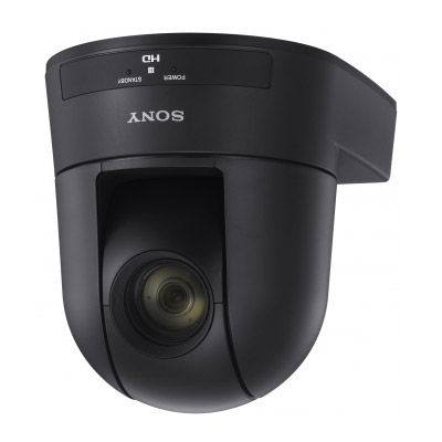 SRG300H 1080p/60 HD PTZ Camera 30x Zoom and Exmor CMOS - Blk