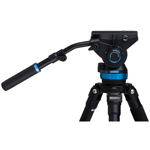 S8 Video Head - Flat Base