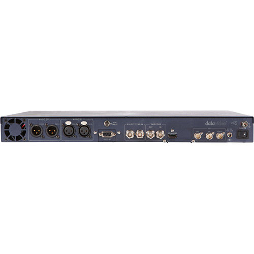 HDR-70 Rack Mount HD/SD Video Recorder with 320 GB HDD