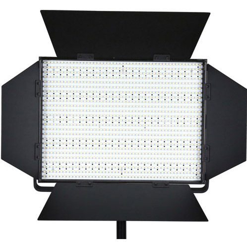 LG-1200S LED Light 5600K with Mantis Light Stand and Case