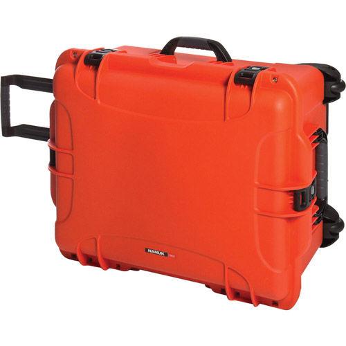 960 Case Orange with Foam