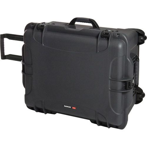 960 Case Graphite w/padded dividers