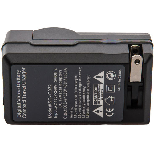 Charger for NP Series Battery