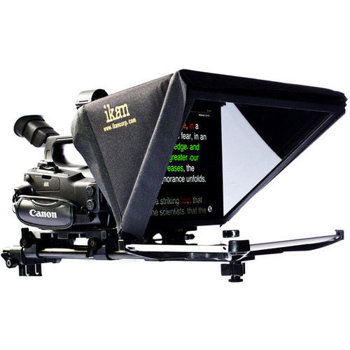 PT-Elite-RC | Elite iPad Teleprompter Kit and Elite Remote Bundle
