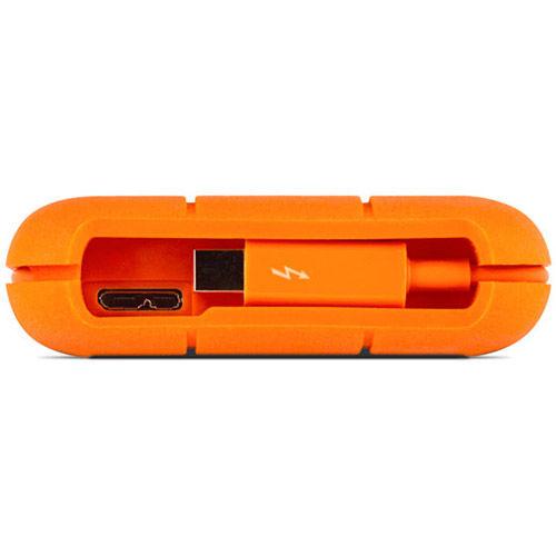 1TB Rugged Thunderbolt USB 3.0 Hard Drive