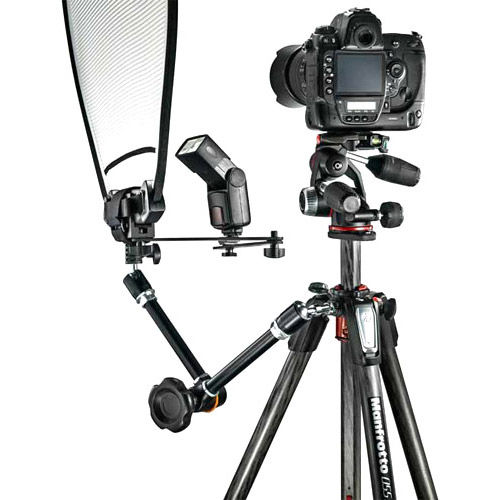 MK055XPRO3-3W Tripod Kit. Includes MT055XPRO3 Tripod and MHXPRO-3W Head