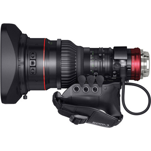 CN7x17 KAS S Cine-Servo T2.95 17-120mm EF Mount Lens
