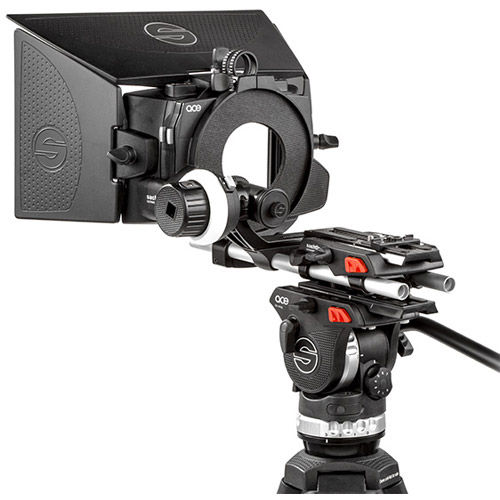 Ace Accessories Set Includes Follow Focus, Matte Box, Baseplate, and 15mm Rods