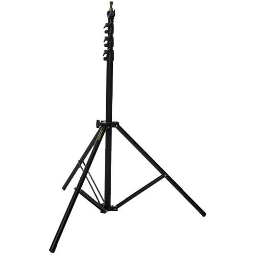 "32"" Octa Brolly Box Kit with Dual Flash Holder and Medium 3.0 m Air Cushion Light Stand"
