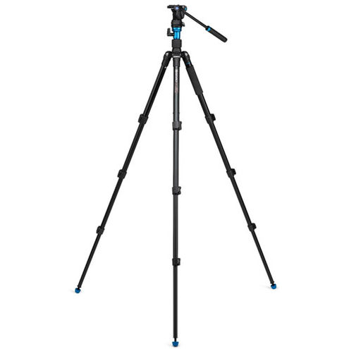Aero2 Travel Angel Video Tripod Kit with S2 Video Head and Bag A1883FS2C