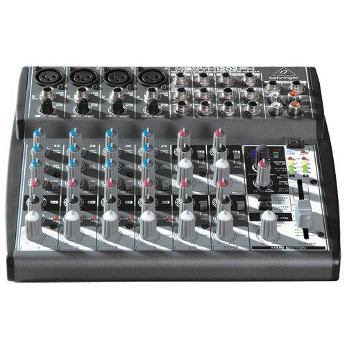 Premium 12-Input 2-Bus Mixer Multi-FX Processor