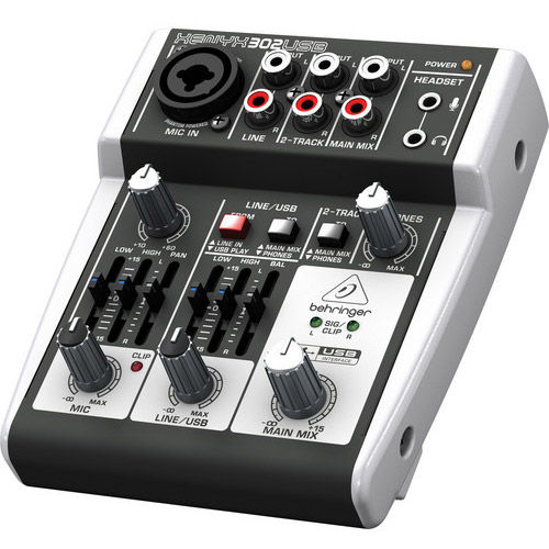Premium 5-Input Mixer
