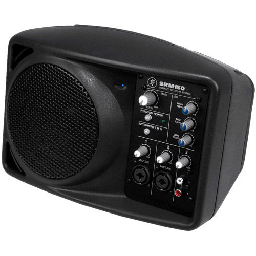"SRM150 5.25"" Compact Powered PA System"