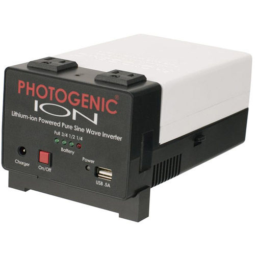 Ion Pure Sine Wave Inverter Kit With AKC320 and Softbox