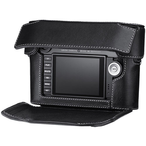 M-P Typ 240 Ever Ready Case w/ Large Front, Black
