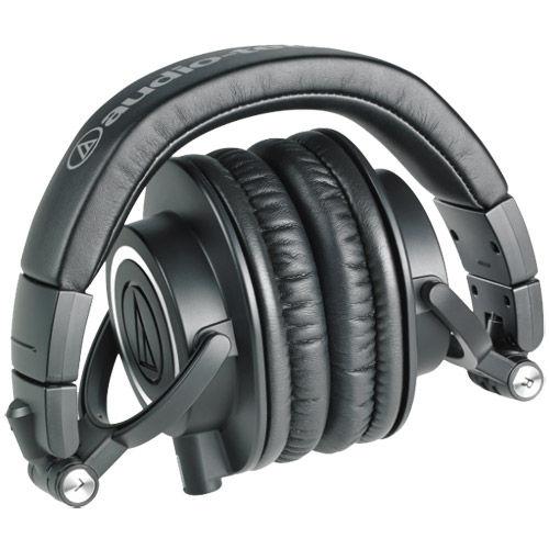 ATH-M50x Professional Monitor Headphones - Black