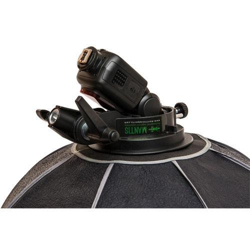 S-Type Bracket for Elinchrom to Speedlite