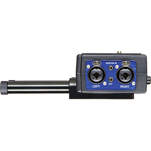 DXA-SLR ULTRA Active XLR Adapter with Rails