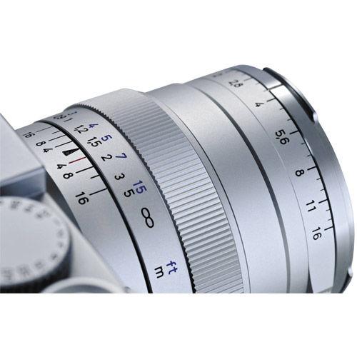 Distagon T* 35mm f/1.4 ZM Silver