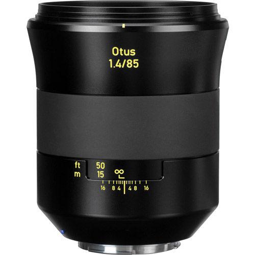 Otus 85mm f/1.4 ZE Lens for Canon EF