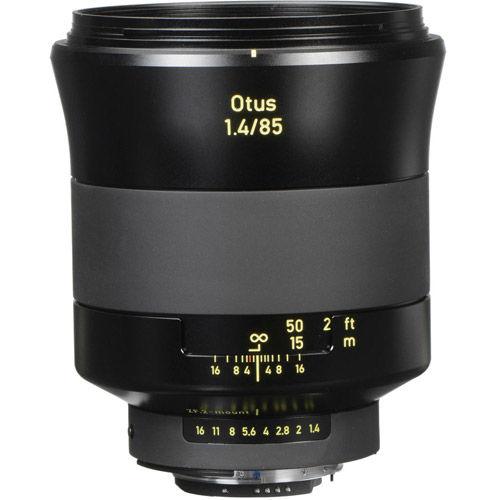 Otus 85mm f/1.4 ZF.2 Lens for Nikon F