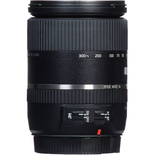 28-300mm f/3.5-6.3 Di VC PZD Lens for Canon EF Mount