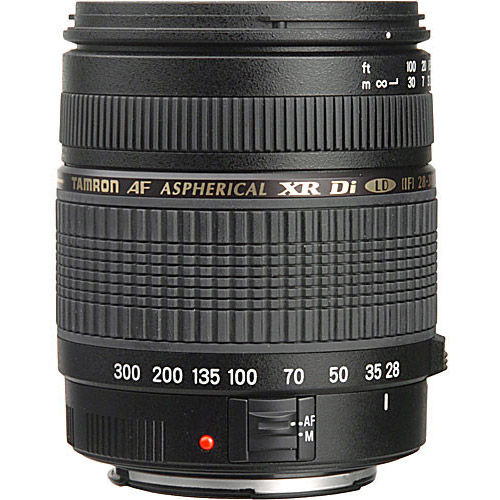 28-300mm f/3.5-6.3 Di VC PZD Lens for Nikon