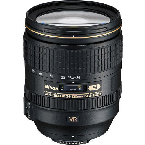 D750 Kit w/ AF-S NIKKOR 24-120mm VR Lens