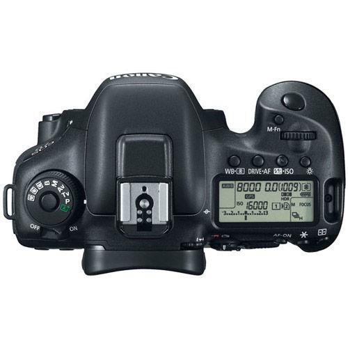 7D Mark II camera body