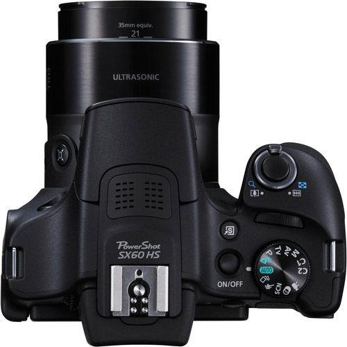 PowerShot SX60 HS Digital Camera