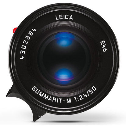 50mm f/2.4 Summarit-M Black Lens (E46)
