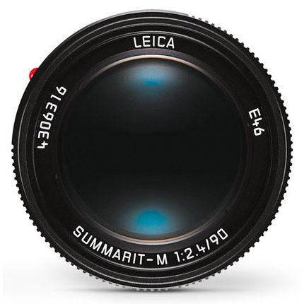 90mm f/2.4 Summarit-M Black Lens (E46)