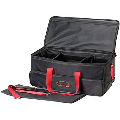 Cordura Soft Case w/ Wheels and Pull Handle
