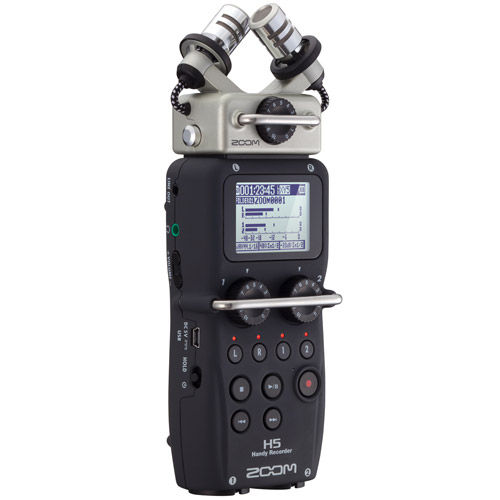 H5 4-Track Handy Recorder