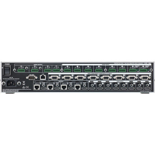 XS-84H Multi-Format Matrix Switcher with 8 in and 4 out