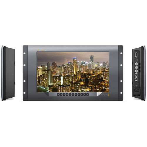 "15.6"" SmartView 4K 12G-SDI Rackmount Ultra-HD Monitor"
