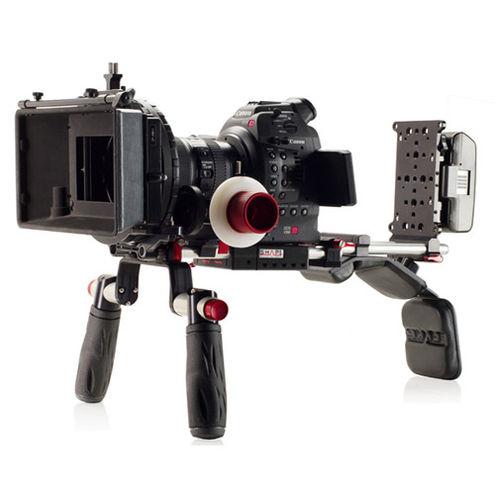 Canon C100 C300 C500 Offset Rig
