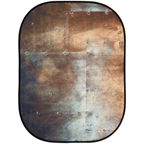 Urban Collapsible 1.5x2.1m Corrugated/Metal