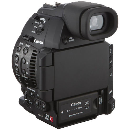 EOS C100 Mark II with Dual Pixel CMOS AF (Body Only)