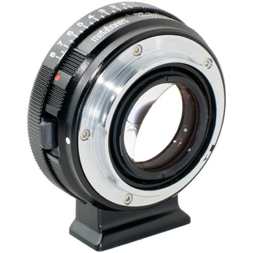 Nikon G to NEX/E-mount Speed Booster Ultra