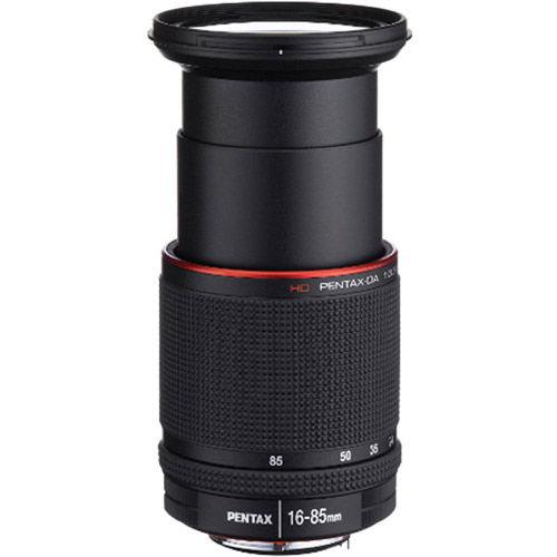 HD Pentax-DA 16-85mm f/3.5-5.6 ED DC WR Lens