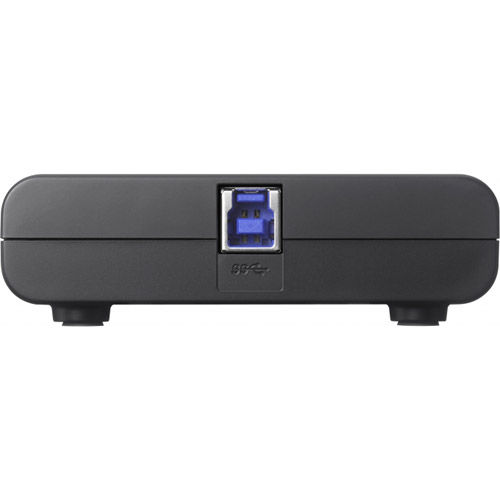 SBACUS30 USB 3.0 SxS Memory Card Reader